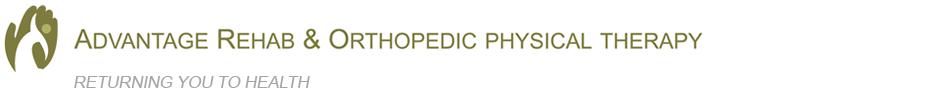 Advantage Rehab & Orthopedic Physical Therapy